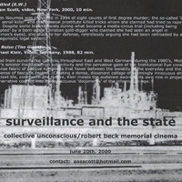 Surveillance and the State